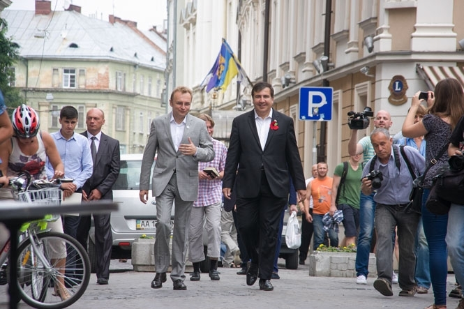 СРОЧНО! Саакашвили собирает Майдан… Вся Украина затаила дыхание от слов политика