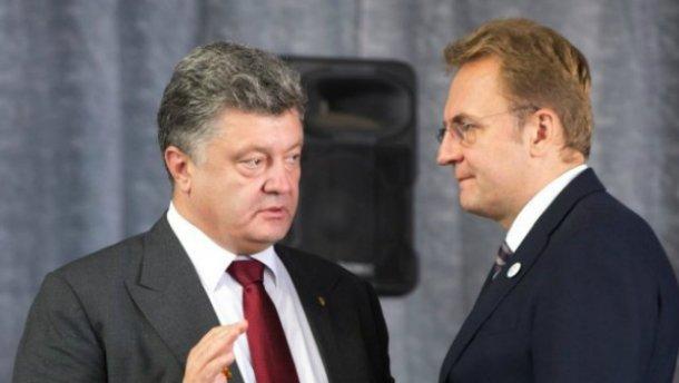 Вот это поворот… Стали известны некоторые ошеломляющие подробности разговора между Садовым и Порошенко, они говорили о…