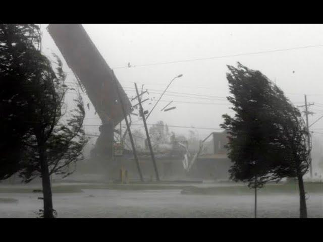 Будто конец света начался!!! На Раховщине прошел страшный ураган, он уничтожал все на своем пути