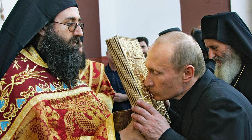 Библейское пророчество о Путине, о котором говорят авторитетные издания. Там такое, что волосы дыбом встают