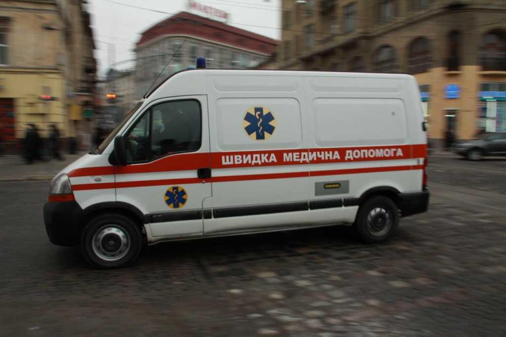 В Полтаве водитель совершил наезд на пешехода, пострадавший в реанимации