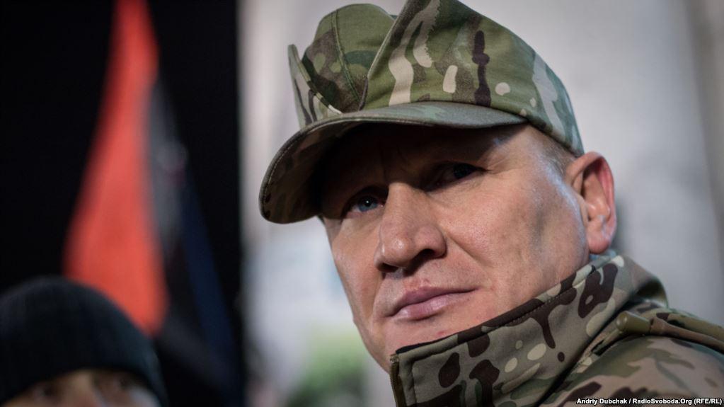 В Киеве задержали командира батальона ОУН. Названа причина