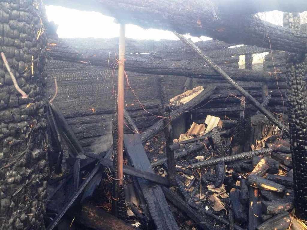 Смертельная трагедия: В Одессе в сарае сгорело два человека