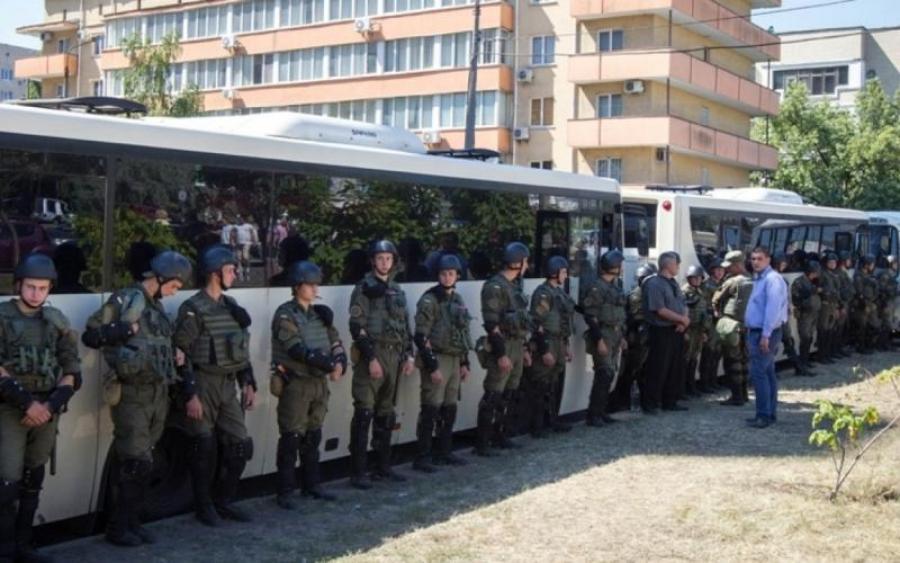 Четыре тысячи правоохранителей, патрульные и Нацгвардия: В Киеве усилены меры безопасности