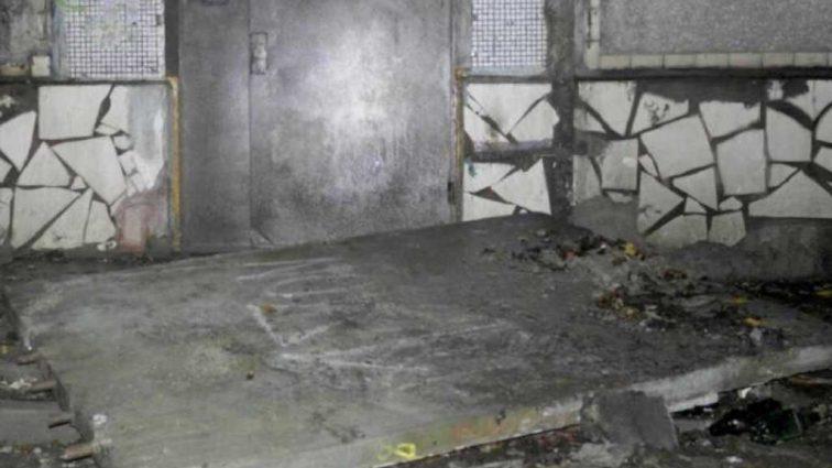 Юношу убила бетонная плита, когда тот ждал друга под подъездом