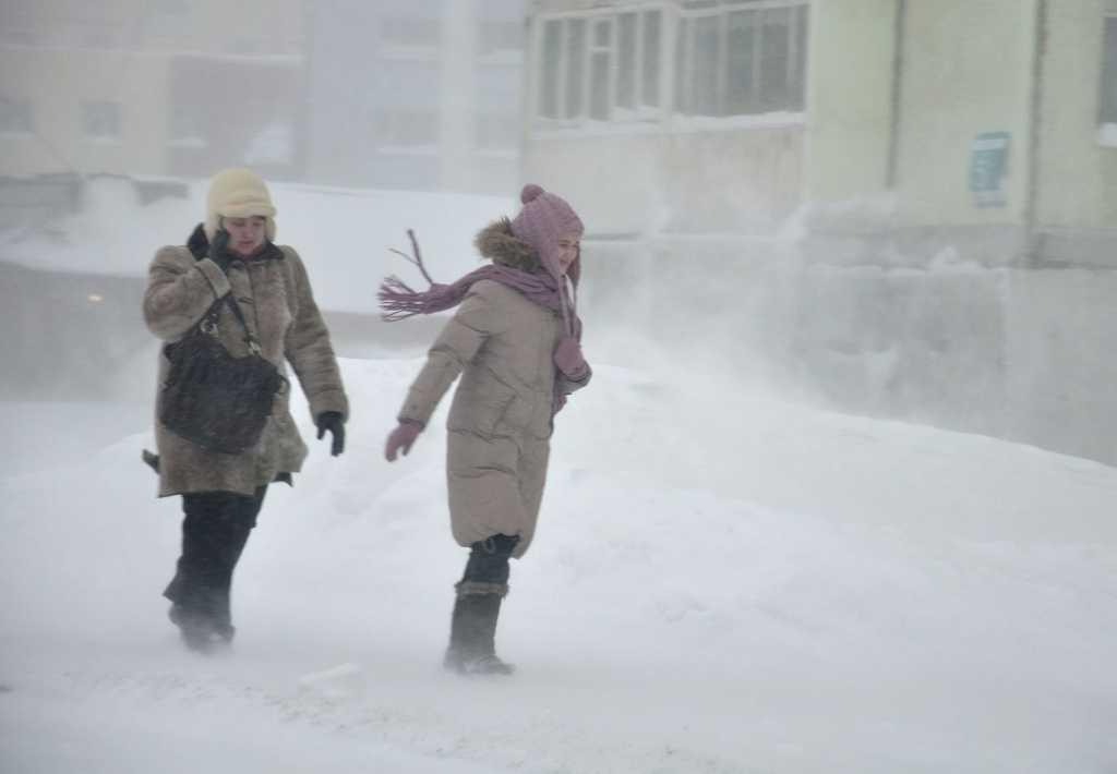 «Штормовые ветры, которые продлятся в течение выходных»: на Украину надвигается шторм со снегом