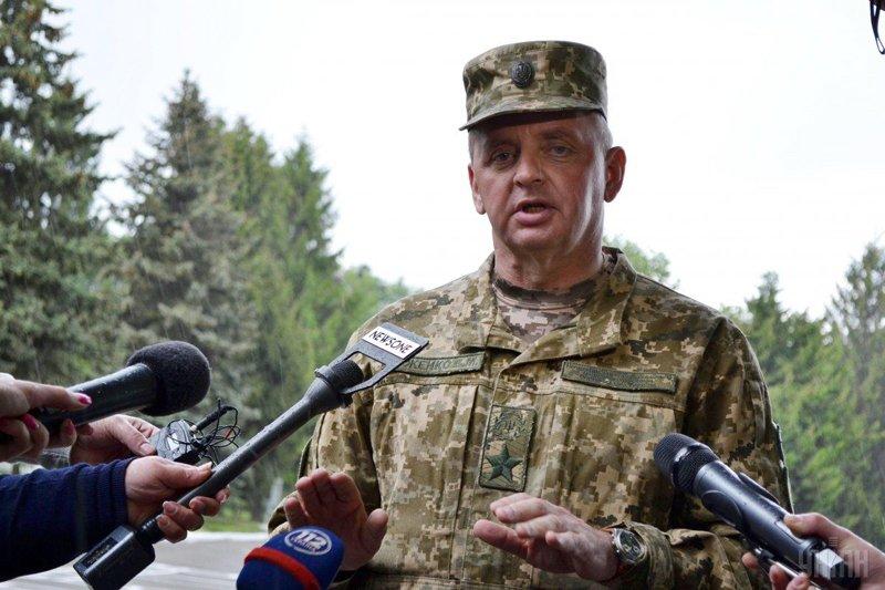 «Были возложены только на меня…»: Муженко сделал шокирующее заявление относительно Калиновки. Как на это реагировать?