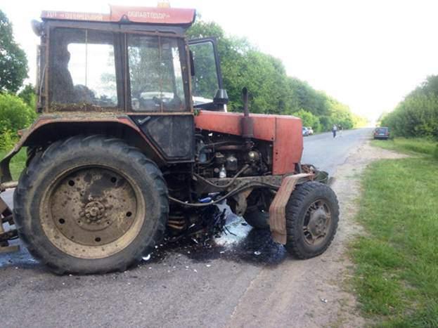 Трагедия на Волыни: трактор переехал 6-летнюю девочку, она скончалась на месте
