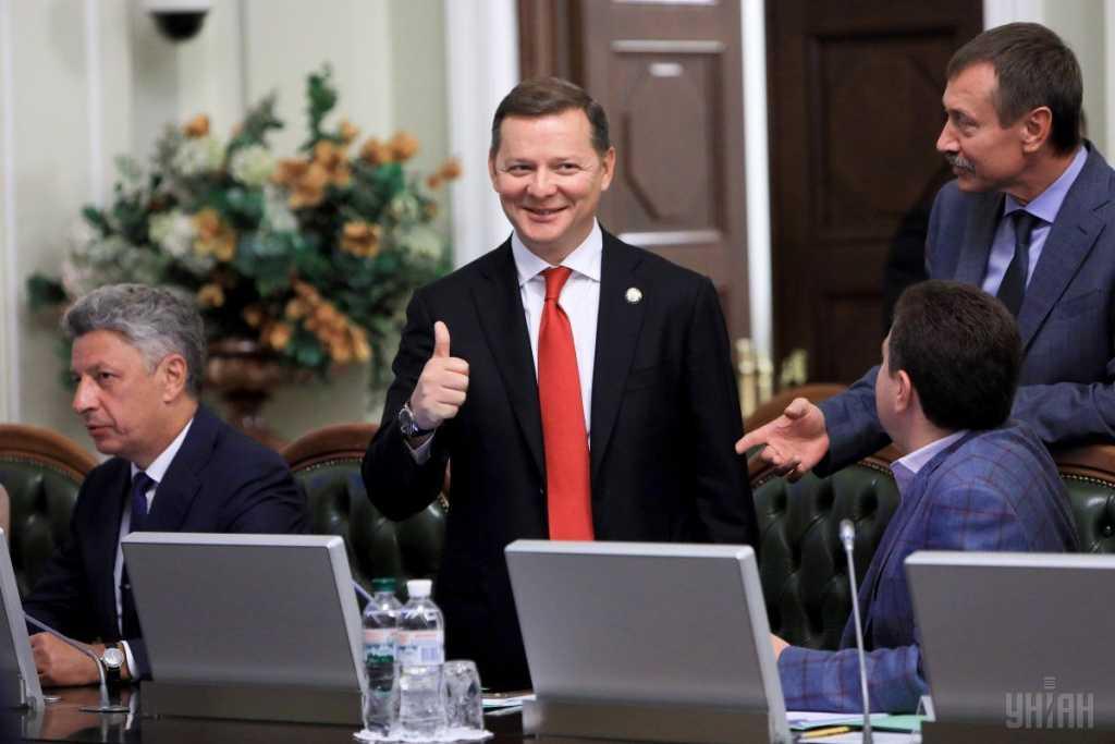 «Бесстыдная скотиняка»: В Сети разоблачили наглую ложь Ляшко и его «революцию на граните»