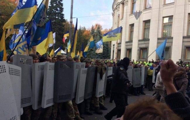 «Мы готовы стоять до конца»: Организаторы митинга 17 октября объявили свою позицию