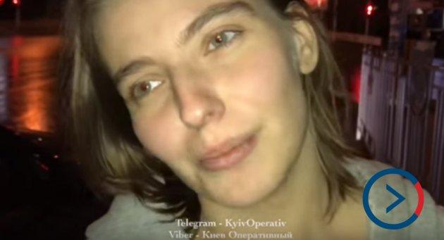 «Мужчина убил ее 2-летнего ребенка»: Женщина пыталась покончить с жизнью, прыгнув под колеса автомобиля
