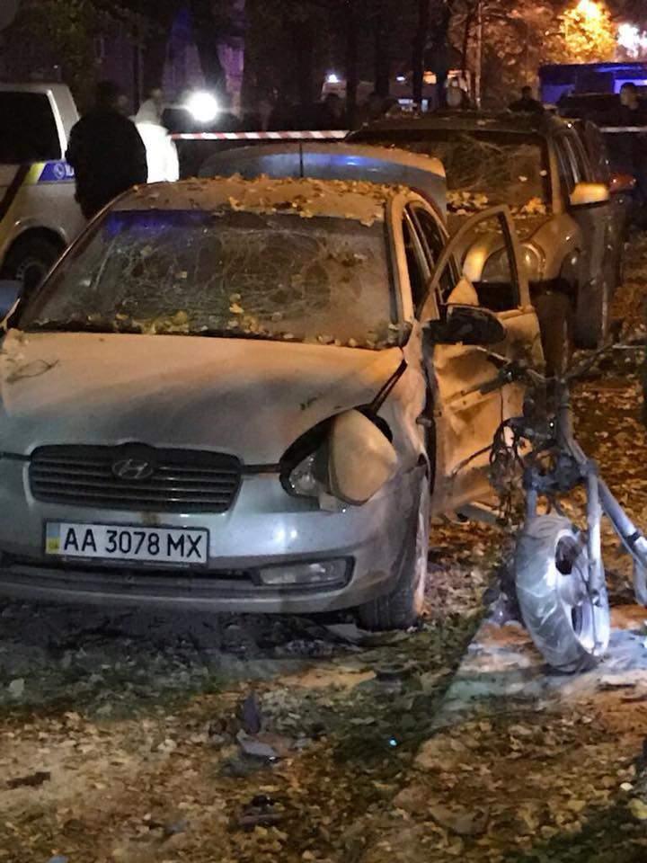 «Стекал и захлебывался кровью»: Очивидиця рассказала подробности смерти охранника Мосийчука