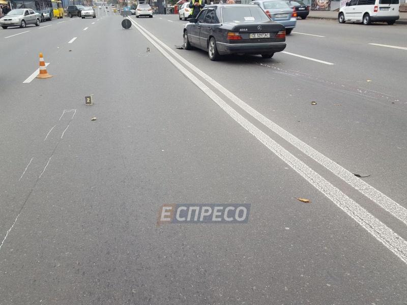 Смертельное ДТП: В столице автомобиль протянула пешехода 40 метров (ВИДЕО)