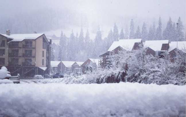 Бушует непогода! В Украине около 400 населенных пунктов остались без света