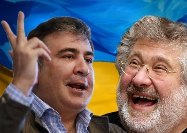 «Он вел себя очень классно …»: Саакашвили откровенно рассказал об отношениях с Коломойским