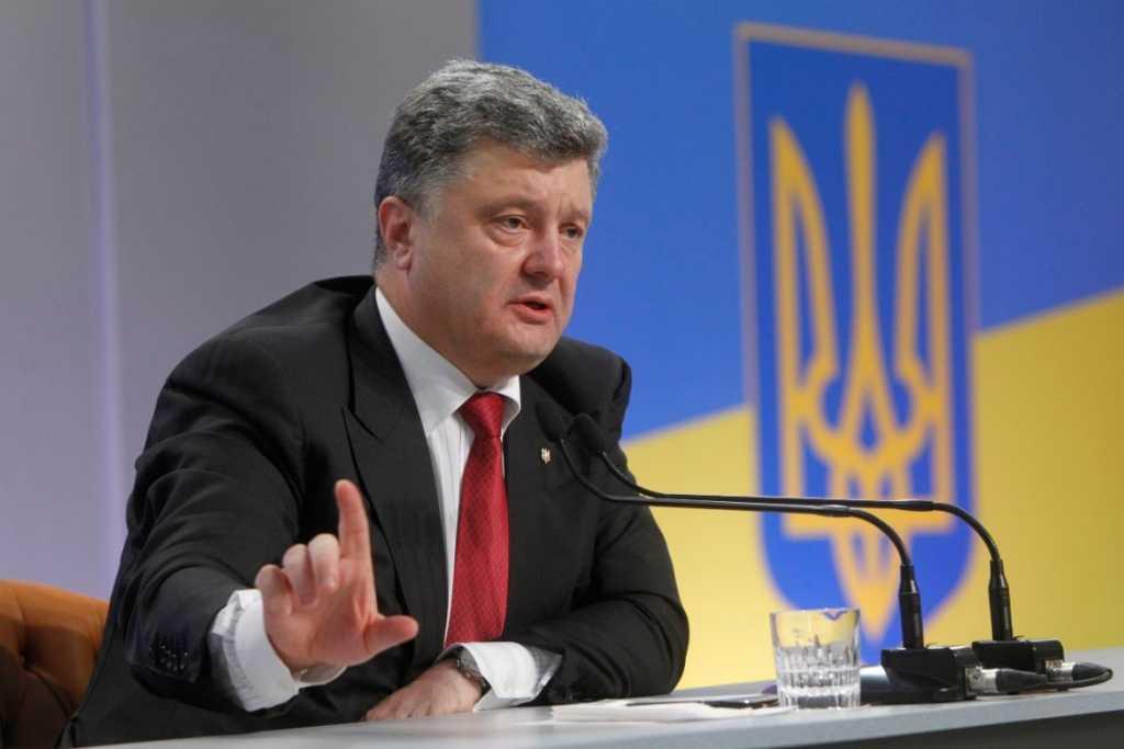 Порошенко уволил заместителя главы Службы внешней разведки Украины, узнайте все подробности