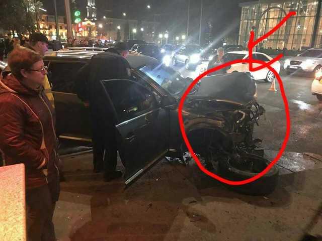 «Нам стало известно»: водитель VOLKSWAGEN TOUAREG сообщил свою версию ДТП в Харькове