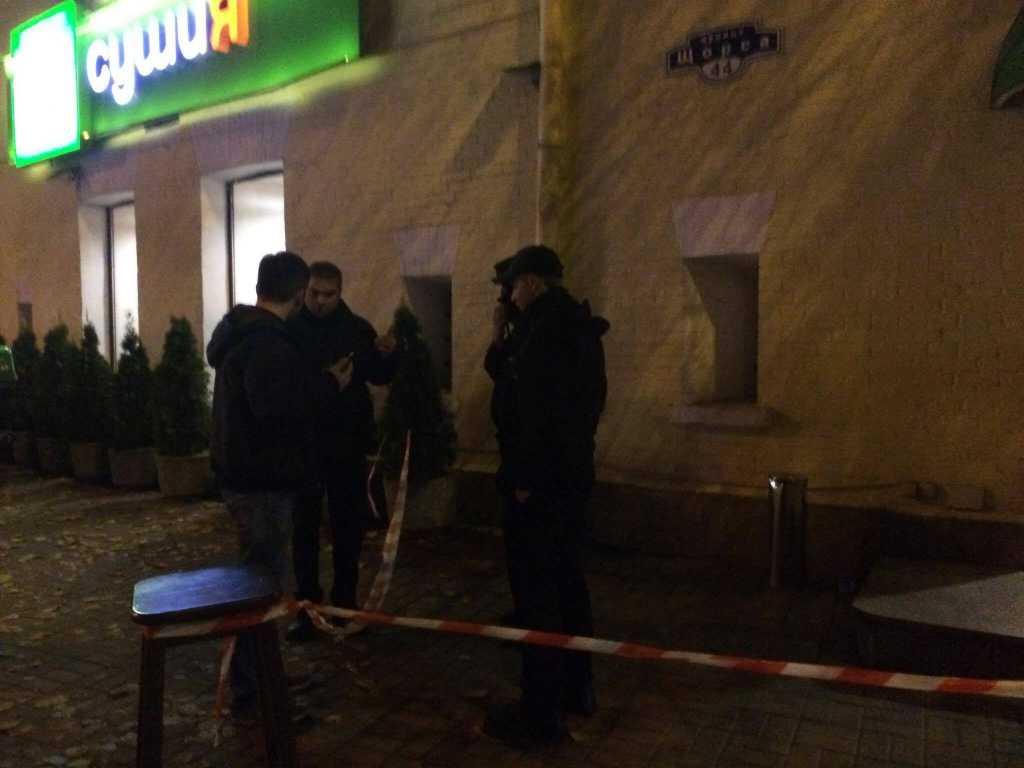 «Ворвались в ресторан и расстреляли посетителя»: В Киеве произошел жуткий инцидент