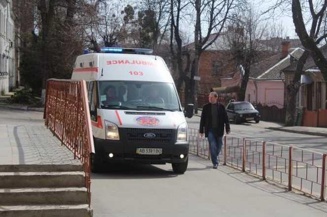 «Детей забрала скорая»: в одной из школ Ужгорода произошел досадный случай