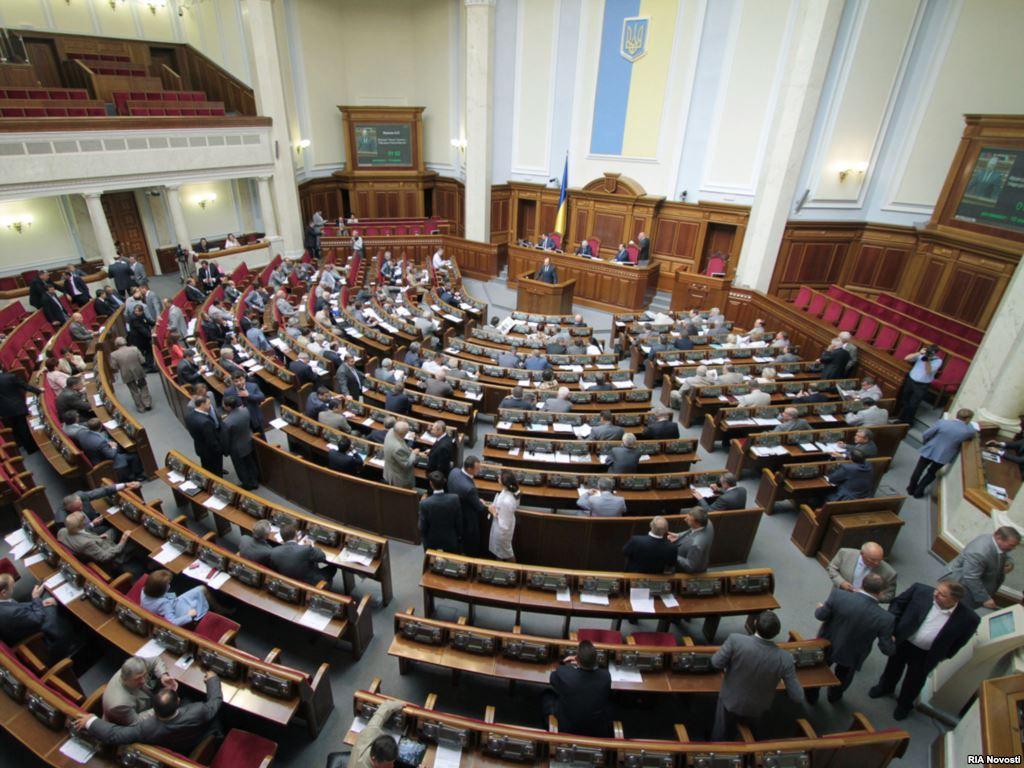 Рада приняла новый закон: отныне преступления в Интернете приравниваются к терроризму