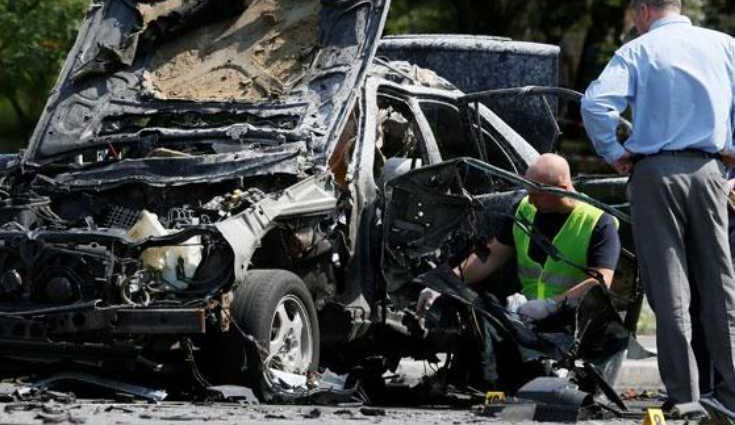 Взорвали авто: Известную журналистку, которая занималась коррупционными расследованиями жестоко убили