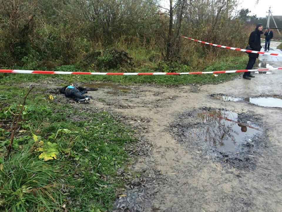 «Тело направлено на экспертизу…»: На Львовщине обнаружено мертвого мужчину с ножевым ранением