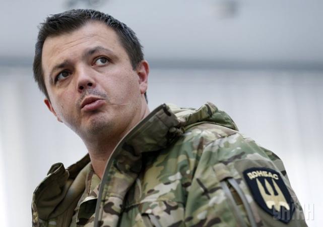 «Нардеп предупредил о физическом блокировании»: Семенченко объявил о начале блокировки обогащения Порошенко