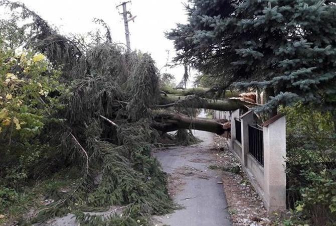 Ожидается шторм: синоптики предупреждают украинцев о резком изменении погоды