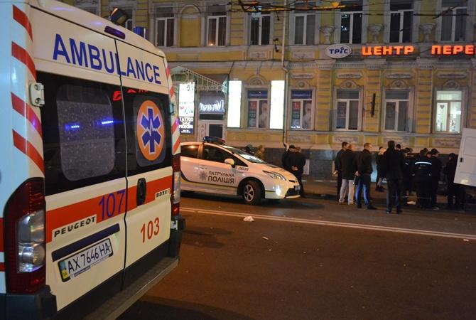 «Хотели устроить самосуд»: в Киеве пьяная водителька совершила масштабное ДТП