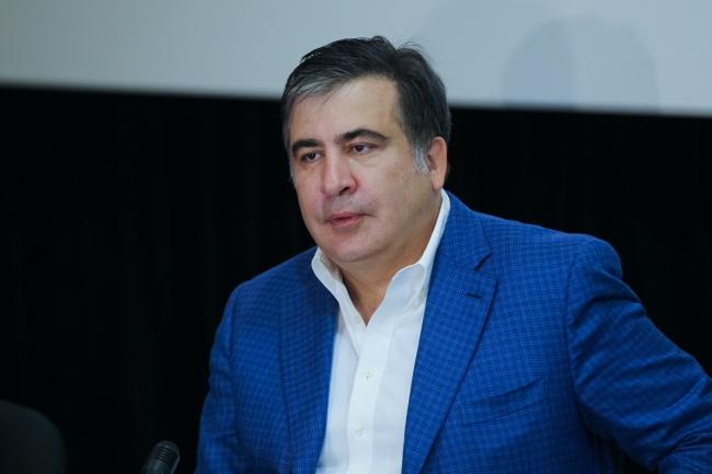 «Просто с бодуна у Мишки п *** еж просыпается …»: Саакашвили засветился на роскошной тусовке в 5-ти звездочном отеле