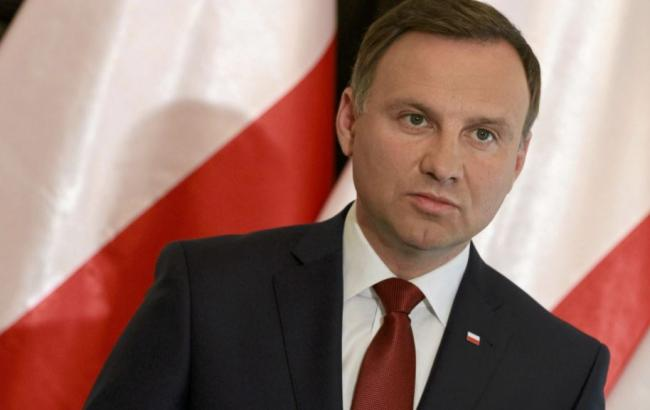 «Он это серьезно?»: Президент Польши сделал сенсационное заявление относительно Украины. От этих слов просто мозг закипает