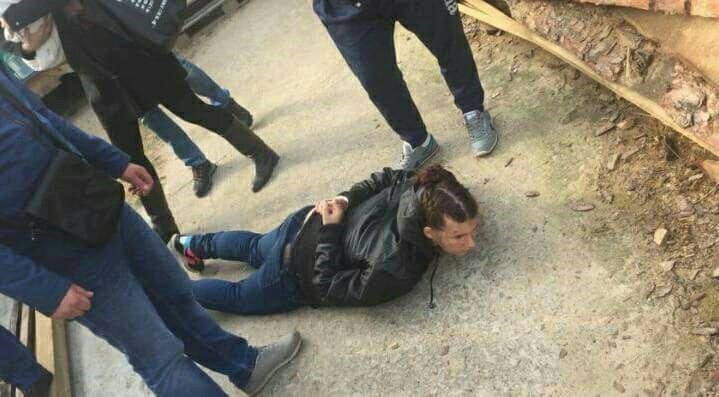 В Киеве милиция поймала похитительницу младенца. Новые детали и фото злоумышленницы