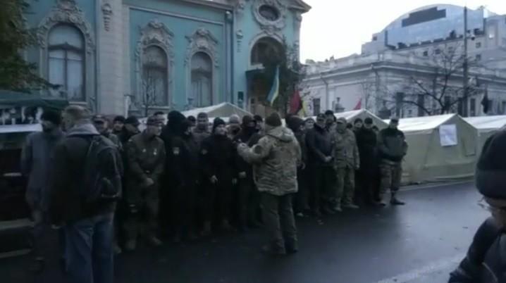 «Активисты будут блокировать работу предприятий Порошенко …»: Семенченко дал первые комментарии