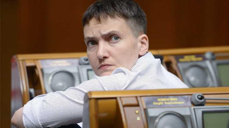 На комитете нацбезопасности словесная перепалка переросла в личные обиды: поссорились Савченко и Береза