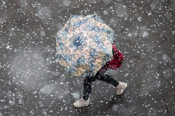 В некоторых областях снег выпадет уже завтра: Прогноз синоптиков на вторник