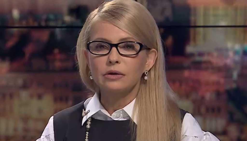 «Нищета, все мы умрем»: Украинский телеведущий высмеял Юлию Тимошенко, посвятив ей песню