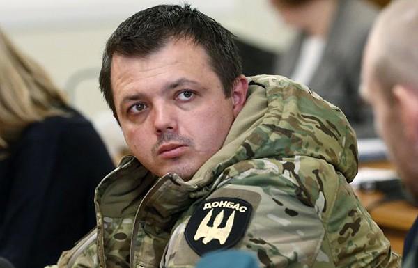 Семенченко рассказал всю правду о том, как Комитет Совета голосовал за закон о реинтеграции Донбасса