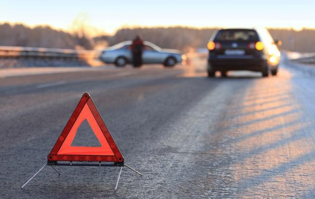 В Харьковской области автобус со школьниками попал в ДТП, есть пострадавшие