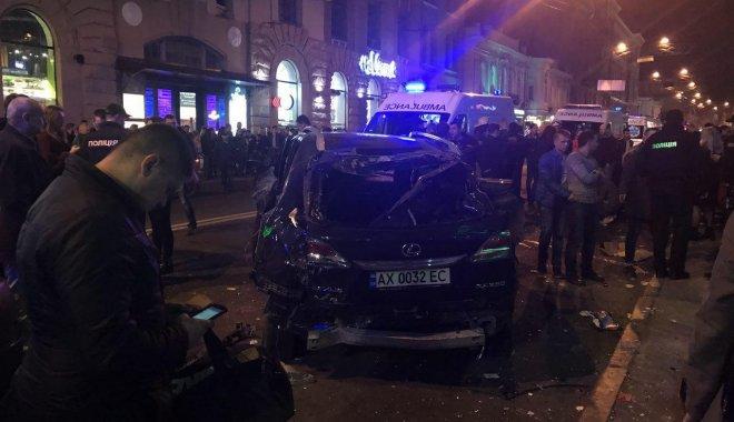 В центре Харькова смертельное ДТП унесло жизни 5 человек, остальные госпитализированы