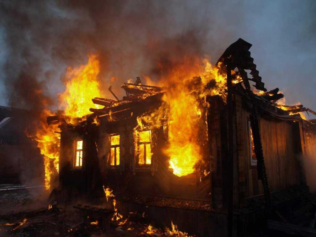 В Черкасской области произошел пожар, есть погибший
