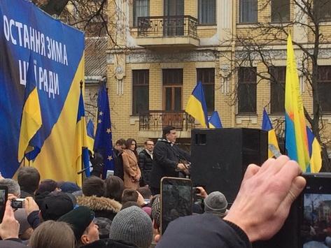 Автоматы Калашникова и гранатометы: Как активисты готовят силовой сценарий завтрашней акции Саакашвили
