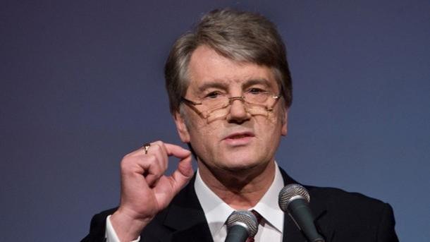 Хотя кто-то не молчит! Ющенко рассказал миру всю правду о войне в Украине