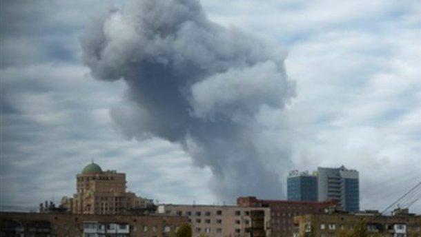 Полностью разнесло: появились первые кадры мощного взрыва в Донецке, через который пострадали дети