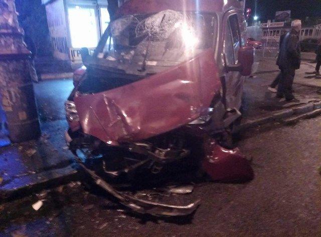 Масштабное ДТП: в столице столкнулись шесть машин, есть жертвы