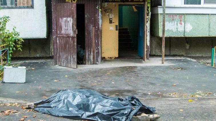 Попрощался с женой и прыгнул с крыши: Подробности самоубийства 61-летнего киевлянина