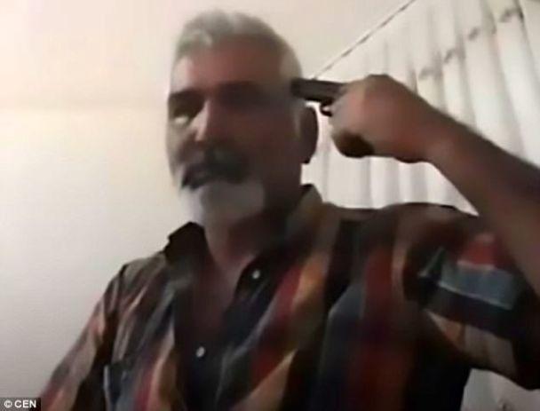 «До свидания, я иду, заботься о себе»: отец застрелился в прямом эфире через поступок его дочери