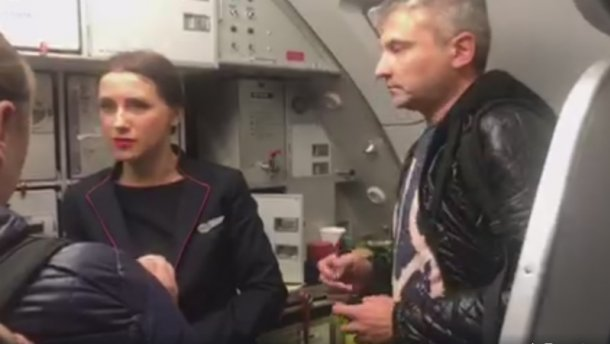 «Прекрасно чешет украинской»: Скрыпин доказал ложь с «чешской» стюардессой (ВИДЕО)