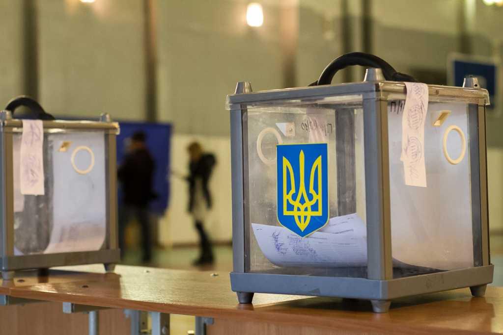 Выборы в Украине! По всей территории победила «Батькивщина»