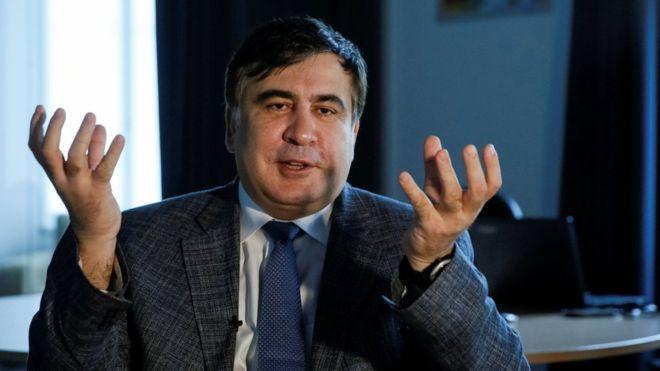«И не стыдно господин Михо?»: Саакашвили уличили во лжи с паспортом