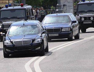 Кортеж главы МВД в Австрии попал в ДТП. Пострадавшие госпитализированы